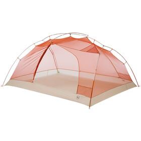 Big Agnes Copper Spur 3 Platinum Tent, gray/orange